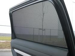 Pasklare zonneschermen Toyota Aygo 5-deurs 6/2005-heden 4-delig