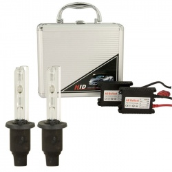 Xenon-HID set H1 8000K 35 Watt 12 Volt Base set NIET voor auto\'s met CAN-bus