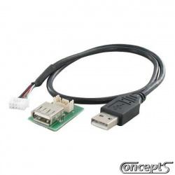 USB vervanging PCB voor aftermarket radio in diverse Suzuki modellen