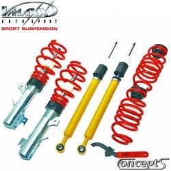 Schroefset V-MAXX Suzuki Swift EZ-MZ 05.2005-09.2010 ook Swift Sport verlaging tot 70mm