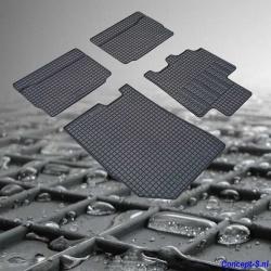 Pasklare rubber mattenset Suzuki Vitara maart 2015-