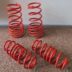 Verlagingsveren Suzuki Alto mrt 2009-heden. Verlaging ca 35mm