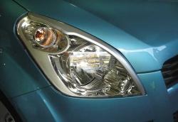 Koplampspoilers Suzuki Splash 2008-heden