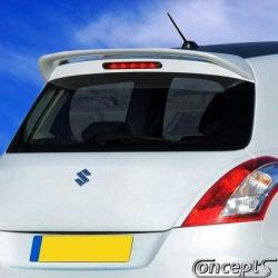 Dakspoiler JDM-look PU-rim Suzuki Swift FZ-NZ sep 2010-heden