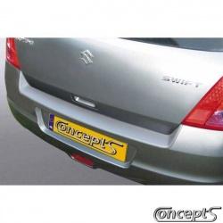 Achterbumper beschermer Suzuki Swift EZ-MZ jan 2008-sep 2010