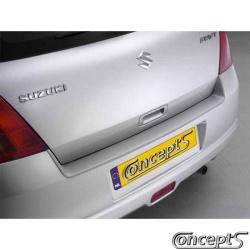 Achterbumper beschermer Suzuki Swift EZ-MZ mei 2005-dec 2007