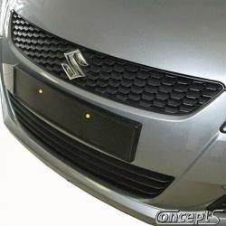 Nummerplaathouder Suzuki Swift 1.2 sep 2010-heden