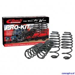 Verlagingsveren Pro-Kit Suzuki Swift 1.2 FZ-NZ sep 2010-heden en 1.6 Sport FZ-NZ jan 2012-heden. Verlaging ca 30mm