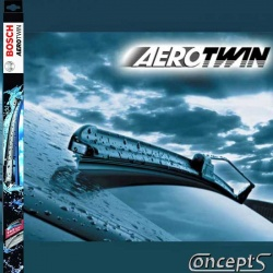 Ruitenwisserbladen set Bosch AeroTwin Suzuki Swift sept 2010-