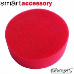 SmartWax SmartApplicator Red -voor het snel aanbrengen van Smartwax producten- diameter 100x30 mm
