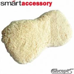 SmartWax The Bone -de beste microfiber autospons die maar liefst een halve liter water opneemt- 230x130 mm