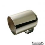 Instrumentenhouder Metal chroom voor 52 mm instrumenten