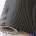 Carbonfolie Zwart 3D en zelfklevend voor exterieur en interieur 200x152 cm