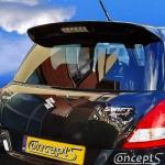 Plexiglas wiper-delete Suzuki Swift NZ 1.2 2010-2017 Swift NZ 1.6 Sport 2012-2018