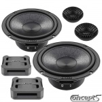 Hertz composet Cento CK165 285W 165 mm Woofer 26mm Tweeter en Crossover