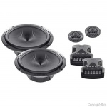 Hertz composet ESK165.5 300W 165 mm Woofer 26mm Tweeter en Crossover