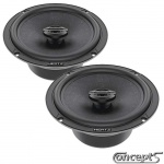 Hertz Coax Cento CX165 210W 165 mm Woofer en 24 mm Tweeter