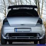 Achteruitrijdlamp en mistlicht helder glas Suzuki Swift Sport september 2006 tot december 2011
