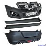 Bodykit Sport-look Suzuki Swift FZ-NZ sep 2010-heden zwart ABS zonder DRL