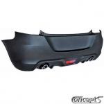 Achterbumper Sport-Look Suzuki Swift FZ-NZ 1.2-1.3DDiS-1.6 Sport 01.2012-2018