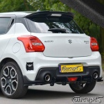 Spoiler Add-on zwart Suzuki Swift Sport AZ 1.4 Boosterjet 06.2018-
