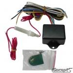 Automatische schakel module met dimfunctie voor LED strips en universele dagrijdverlichting