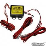Automatische schakel module voor LED strips en universele dagrijdverlichting