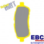 Remblokken EBC Yellowstuff front Suzuki Swift FZ-NZ 1.2-1.3DDiS-1.6 Sport 09.2010-05.2018
