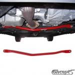 Stabilisatorstang staal voor-onder Suzuki Swift EZ-MZ 1.3-1.5-1.6 mei 2005-september 2010