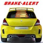 Brake-Alert module voor 3e remlicht. Laat remlicht knipperen bij het remmen