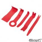 5-Delige demontageset voor auto interieur- en exterieurdelen