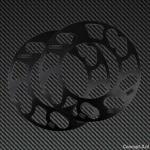Universele spoorverbreders 5 mm per stuk-10 mm per as steek 4x98 tm 5x114.3 set a 2 stuks