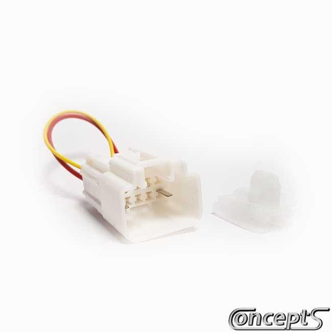 Automatische verlichting uitschakel stekker Suzuki Swift 9-2010-